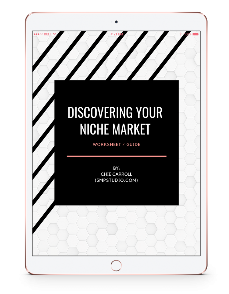 Discovering Your Niche Market