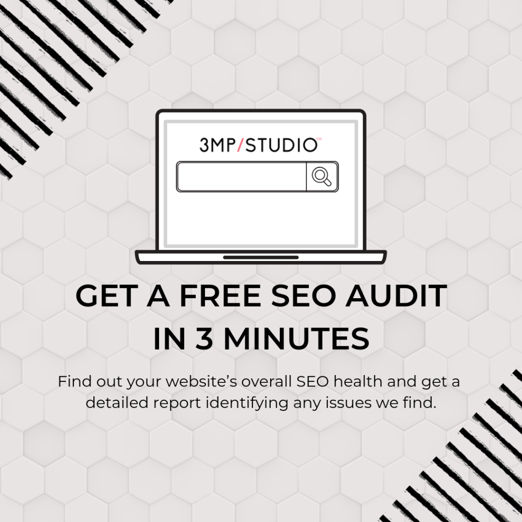 Free Website SEO Audit Report